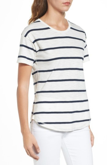 Women's Madewell Whisper Cotton Crewneck Tee 5