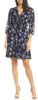 19 Cooper Floral Chiffon Dress
