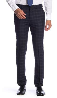 "Louis Raphael Plaid Print Pants - 30-32"" Inseam"