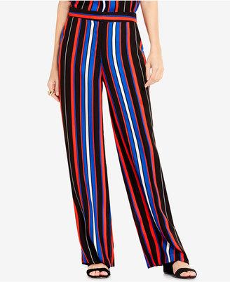 Vince Camuto Striped Wide-Leg Pants $109 thestylecure.com