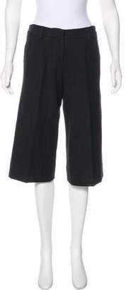 Diane von Furstenberg Wool Cropped Pants
