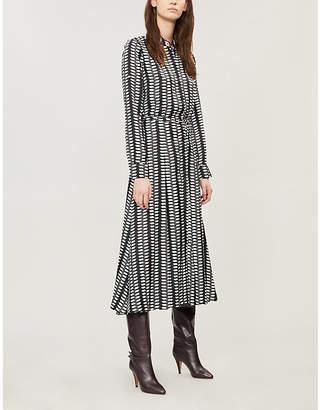 Gabriela Hearst Mariano silk dress