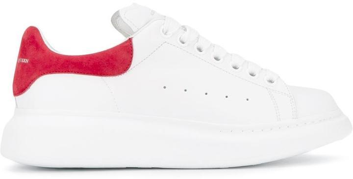Alexander McQueenAlexander McQueen extended sole sneakers