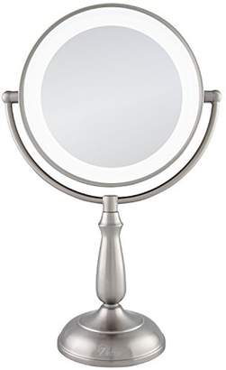 Zadro Dual Sided Led Lighted Dimmable Touch Vanity Mirror