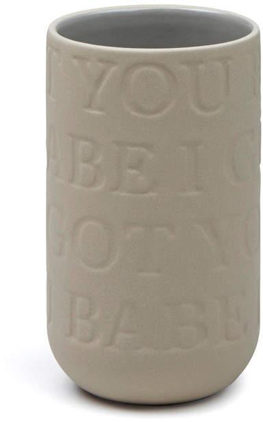Kähler Design - Love Song Vase H 125, Sand