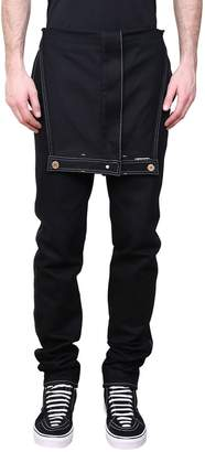 Givenchy Denim Cotton Overall