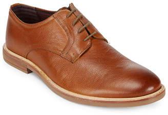 Ben Sherman Brent Plain Toe Leather Oxfords