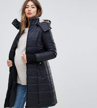 Modern Eternity 3 In 1 Quilted Padded Coat