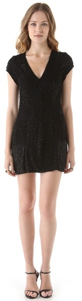 Parker Sequin Dress 9