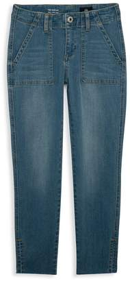 AG Adriano Goldschmied Kids Girl's Hartley Utility Jeans