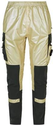 Stone Island Tela Reflex Cargo Trousers