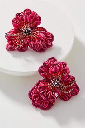 Mignonne Gavigan Sasha 18K Gold-Plated Post Earrings