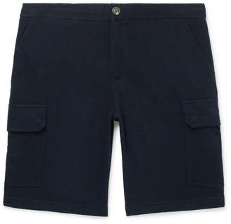 Brunello Cucinelli Cotton-Blend Cargo Shorts