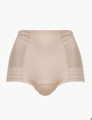 Marks and Spencer Firm Control MagicwearTM Geometric Low Leg Knickers