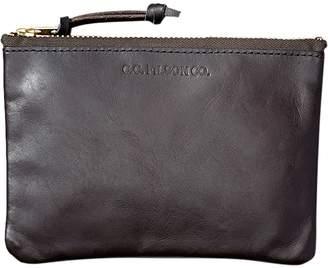 Filson Leather Pouch - Medium