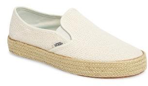 Women's Vans 'Classic' Espadrille Slip-On $61.95 thestylecure.com