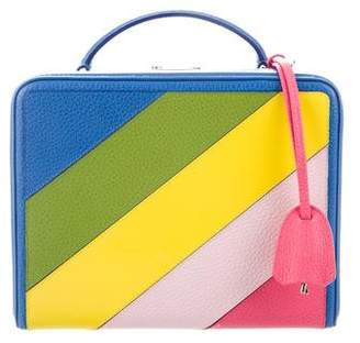 Mark Cross Rainbow Grace Box Bag