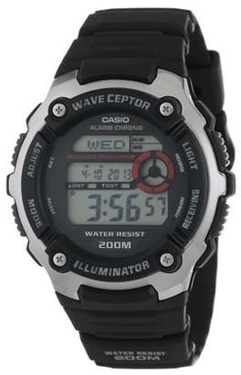 Casio Men's Atomic Timekeeping Sports Watch