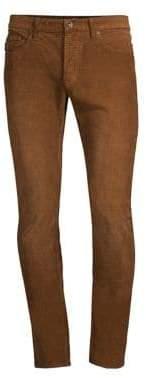 John Varvatos Skinny Corduroy Pants