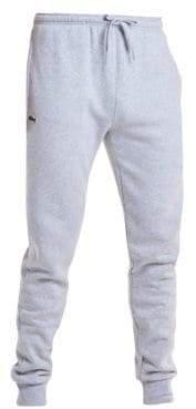 Lacoste Cotton-Blend Joggers
