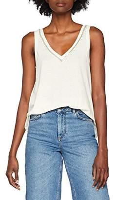 55391e768eee5 Only Women s Onlflaxa Embellishment Tank Top Box JRS Vest