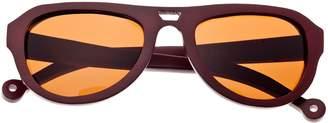 Earth Wood Coronado Polarized Unisex Sunglasses