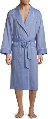 Nautica Captains Herringbone Robe