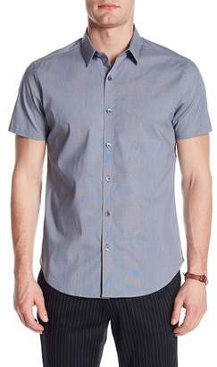 Theory Zack Vanern Point Collar Shirt (Trim Fit)