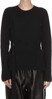 Stella McCartney Fluid Extensions Crew Neck Sweater