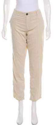 Giada Forte Corduroy Mid-Rise Pants