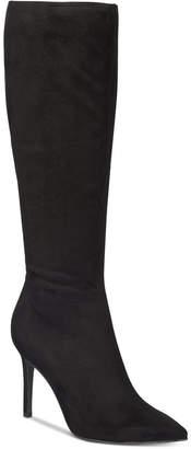 Thalia Sodi Rajel Wide-Calf Dress Boots, Women Shoes