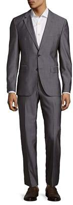 Hugo Boss Two-button Long Sleeve Suit