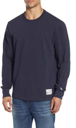 Todd Snyder + Champion Slim Fit Long Sleeve T-Shirt