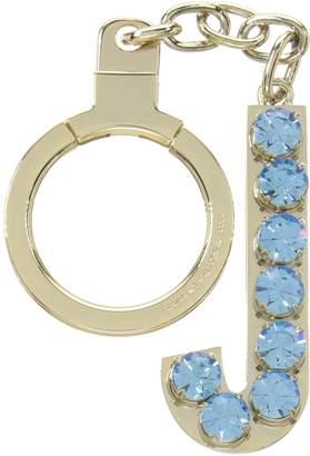 Kate Spade Key Fobs Jeweled J Initial