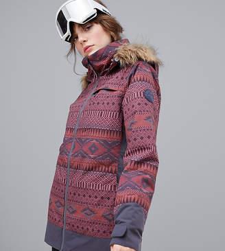 Burton Snowboards Lelah jacket in red