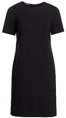 Lafayette 148 New York Lafayette 148 New York, Plus Size Women's Jacintha Tonal Stitch Shift Dress