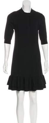 Veronica Beard Knit Mini Dress