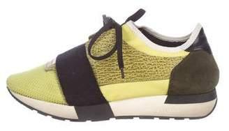 Balenciaga Race Runner Low-Top Sneakers