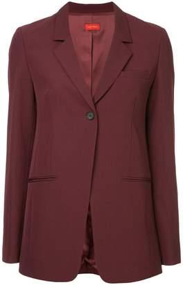 TOMORROWLAND single button blazer