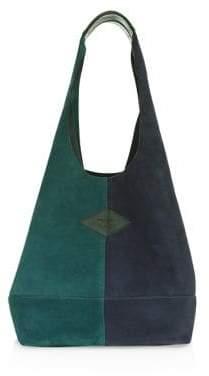 Rag & Bone Camden Suede Shopper Shoulder Bag