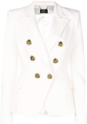 Elisabetta Franchi double buttoned jacket