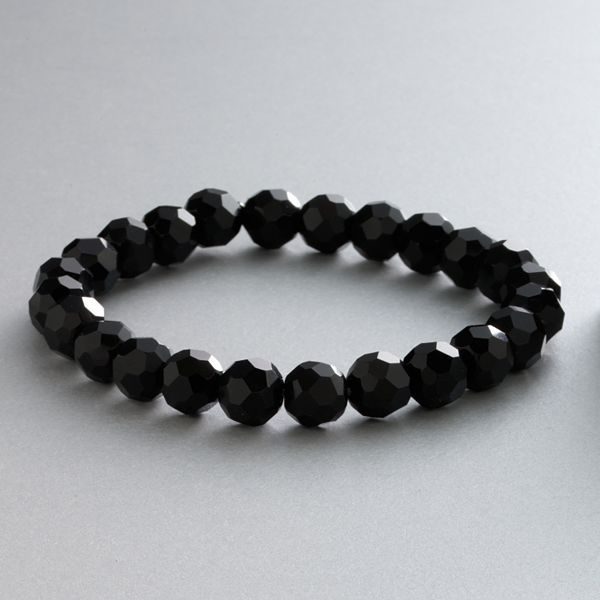 1928® Black Bead Flex Bracelet