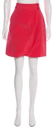 Tibi Knee-Length Fall Skirt