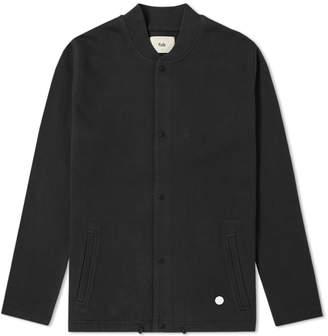 Folk Jersey Bomber Jacket