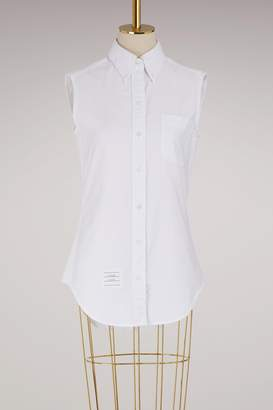 Thom Browne Sleeveless shirt