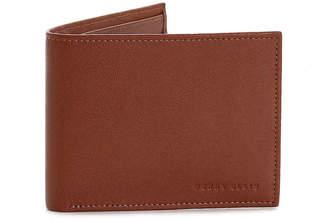 Perry Ellis Portfolio Passcode Leather Wallet & Keychain - Men's