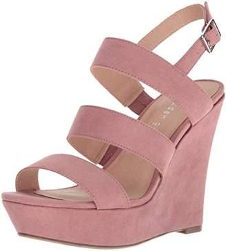 Madden-Girl Women's Blenda Wedge Sandal