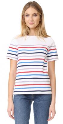 A.P.C. Yoyogi Tee Shirt $135 thestylecure.com