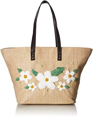 Betsey Johnson Daisy'D and Confused Flower Tote Shoulder Bag