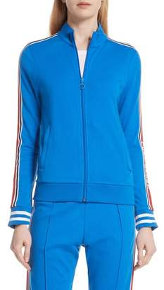 Tory Sport Side Stripe Track Jacket